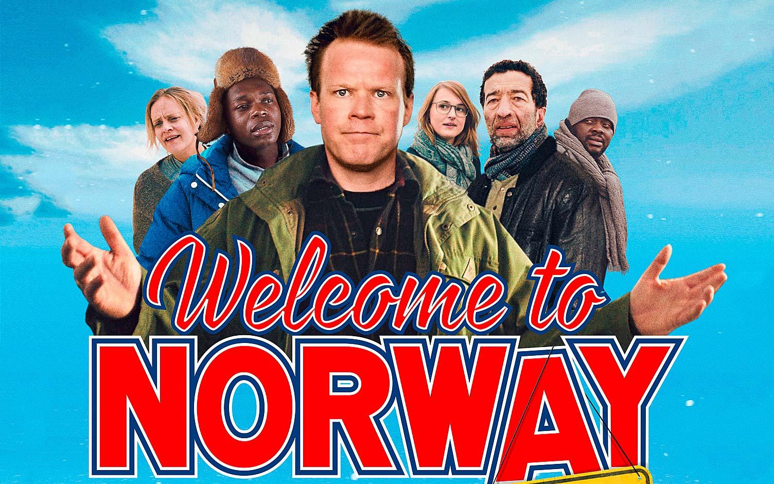 WELCOME TO NORWAY © NEUE VISIONEN